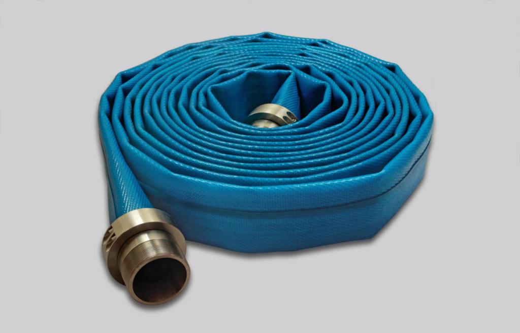 OSW Industry Hose Syntex Eschbach Welldur blue