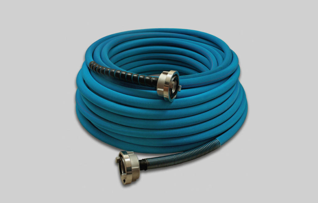 OSW Fire Fighting Hose Syntex Monoflex S and S HD blue or orange