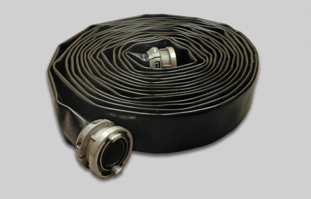 OSW Industry Hose Syntex PU black