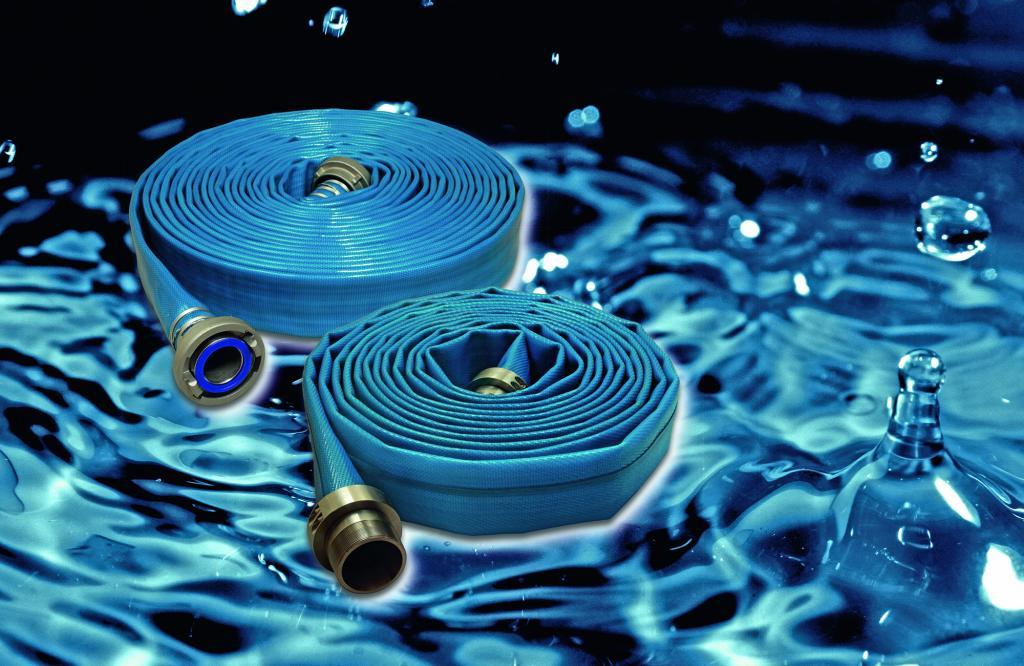 Tuyaux d'eau potable